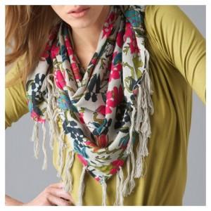 accessoire: foulard