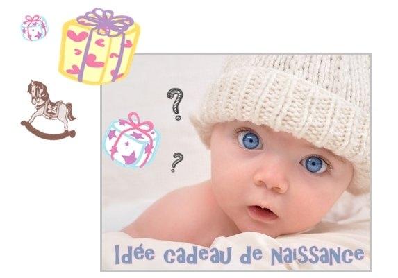 idées cadeaux pour bébé