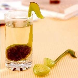 cuillère à thé design note de musique idée cadeau