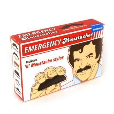 Kit moustache d'urgence pour n'importe quelle occasion