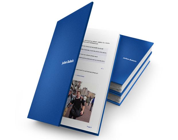 retrospective de l'année design facebook livre