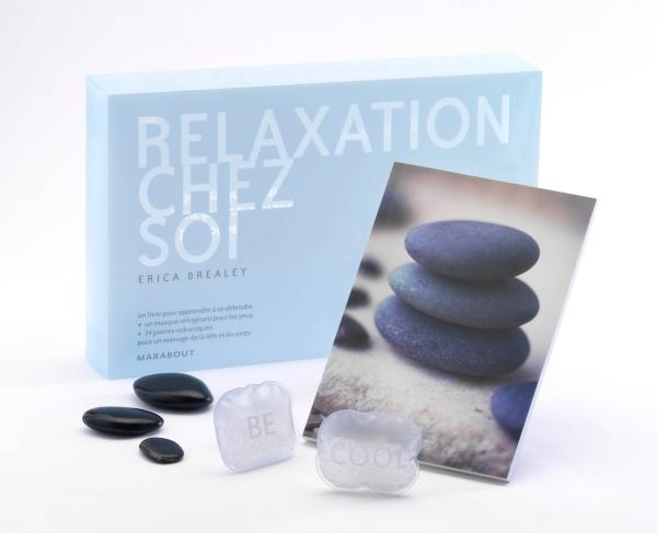 coffret relaxation chez soi edition marabout