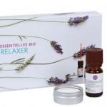 détente et relaxation avec ce coffret d'huiles essentielles anti stress par nature et découverte