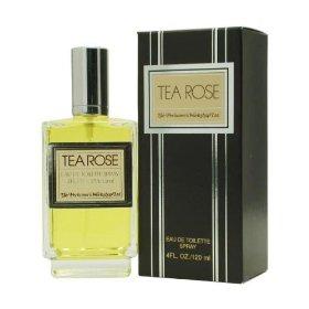 parfum pour femme tea rose utilisable comme parfum d'ambiance