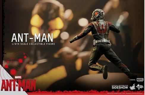 Commander sa figurine AntMan