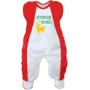 grenouillere-bebe-joyeux-noel