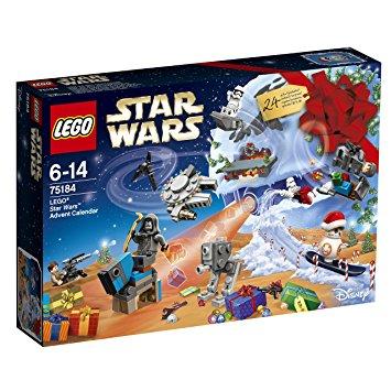 Idée cadeau : les LEGO Star Wars