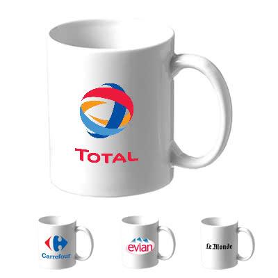 mug personnalisé entreprise