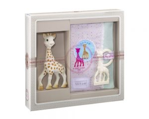 Coffret cadeau Sophie la Girafe