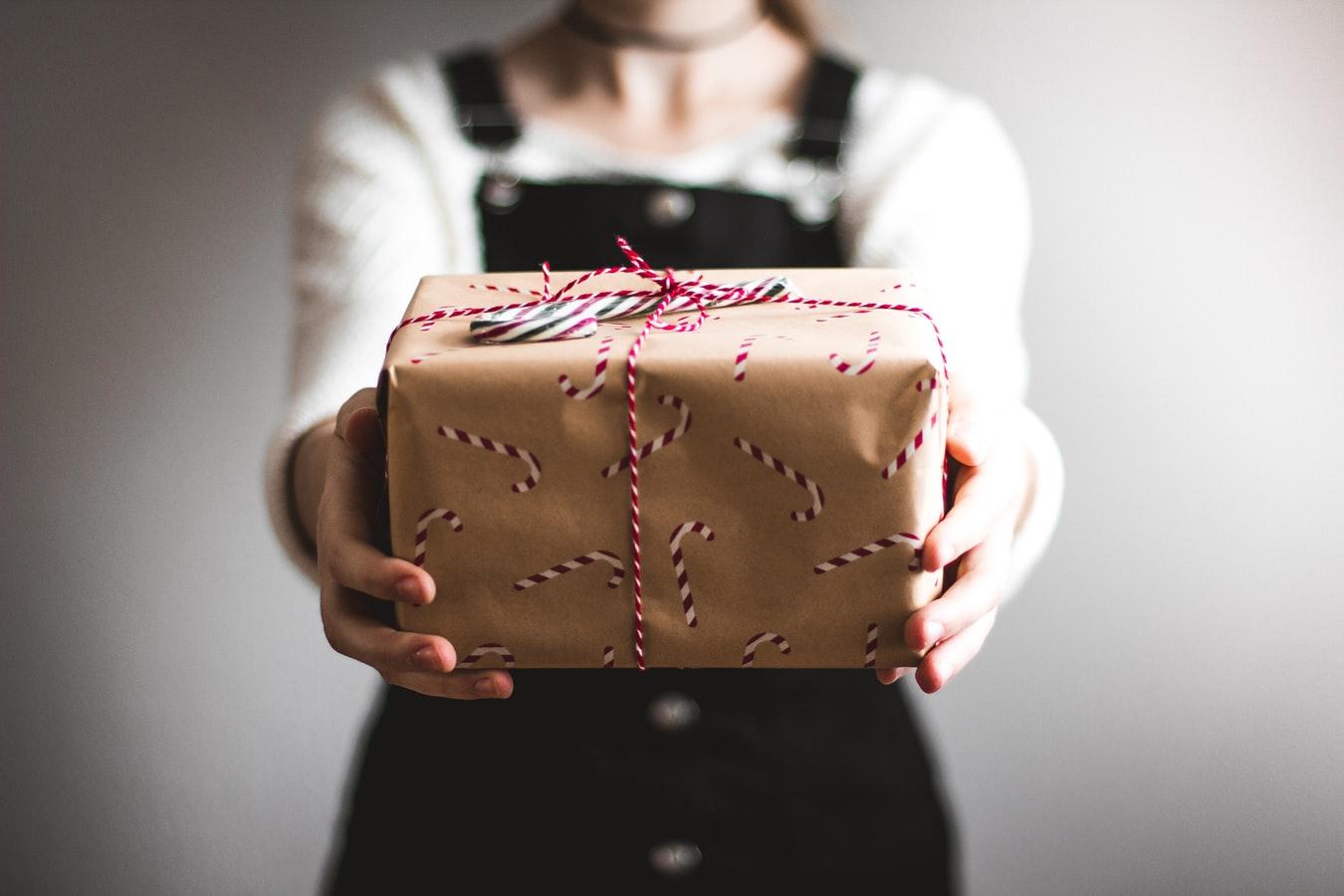 cadeau pere noel secret